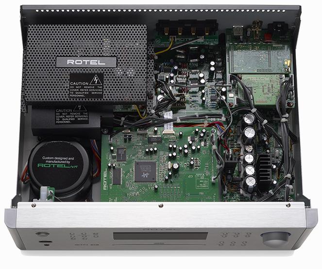 RCX-1500 Internal View